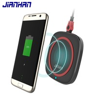 Q1 15W Wireless fastest Charger 3A for Samsung Galaxy S9 S8 S7 Wireless Charger for iPhone 8/X/8 Plus Wireless Charging Pad Qi