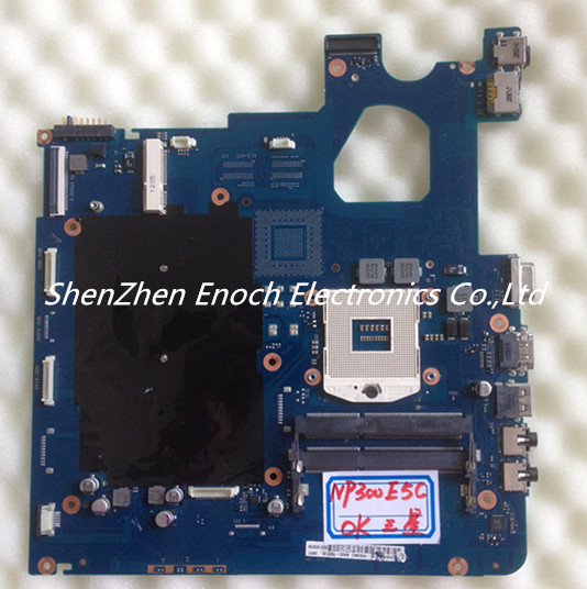 For Samsung NP300E5C laptop font b motherboard b font Integrated BA92 10501A BA92 10501B BA41 01979A