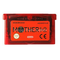 Nintendo GBA Game Mother 1 2 Video Game Cartridge Console Card US English Language