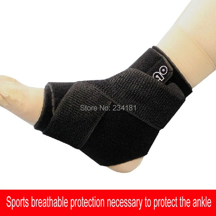 ФОТО Ankle support sprain of ankle ligament tear ankle support fixed fractures fixed with protection foot kinesiology tape