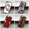 Manta de tartan moda telefone capa case para iphone 4 4s 5 5S 5c se 6 6 s 6 mais 6 s plus 7 7pus # ZA421
