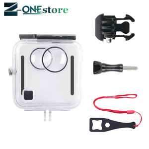 Image 2 - New 45M Underwater Waterproof Case for GoPro Fusion Camera Diving Housing Mount for GoPro Fusion Accessories