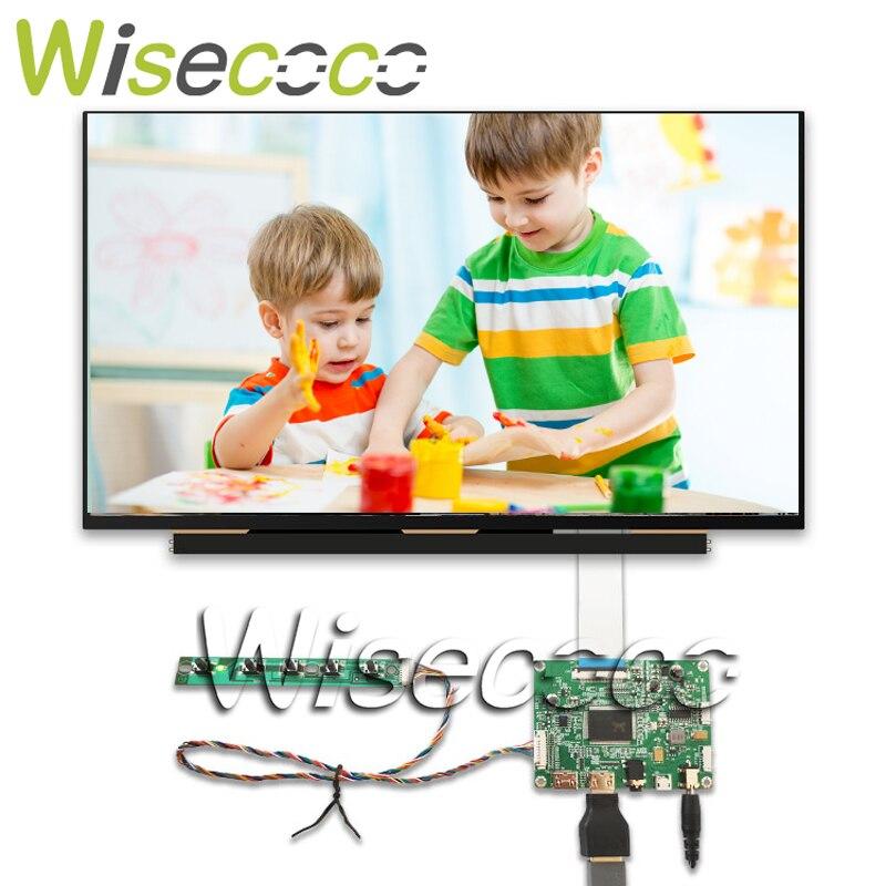 13.3 pouces 2 k LCD affichage IPS panneau 2560x1440 LQ133T1JW02 hdmi contrôleur carte pilote edp 40 broches 4 voies full hd écran lcd mince