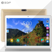 BDF 10 Inch Android 7.0 Octa Core 1920*1200 IPS Tablet Pc 3G 4GB RAM 64GB ROM Tablet