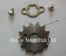 NEW 13 t tooth 17MM FRONT ENGINES sprocket FOR 420 CHAIN motorcycle MOTO PIT dirt ATV parts bike