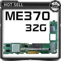 Tablet placa Lógica motherboard Placa base Para El ASUS Google nexus 7 primera ME370T 2012 WIFI 32G + múltiples idiomas Totalmente probado