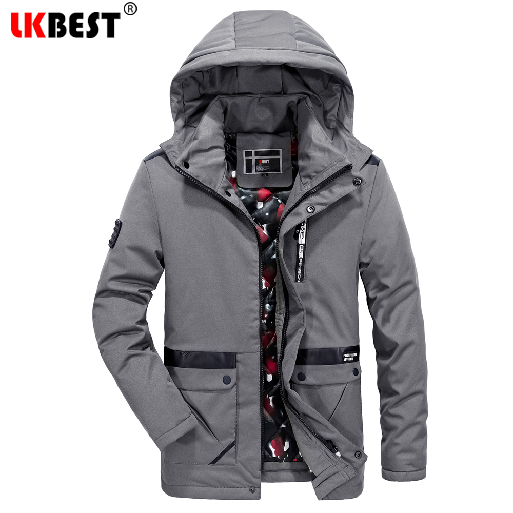 2018 Autumn Winter Men s Thick Cardigan Sweater Mens Knitted Jacket Solid Color Long Sweater Coat