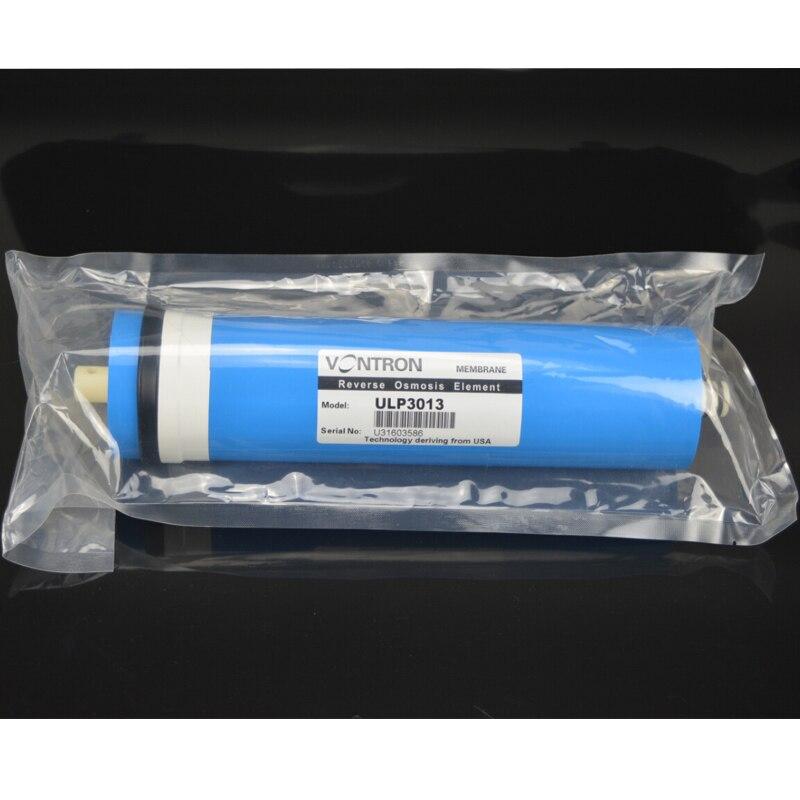 Haute qualité Vontron 400 gpd Membrane D'OSMOSE INVERSE Filtre À Eau Cartouche Membrane D'osmose Inverse ULP3013 Système D'osmose Inverse