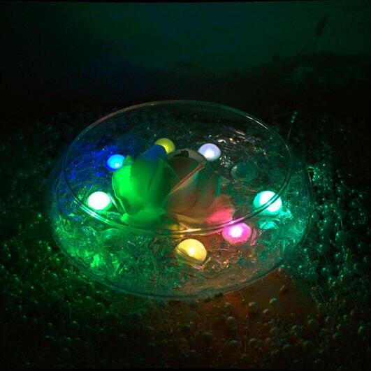 LED Berries!!! Mini Bateria Operado Flutuante Bola