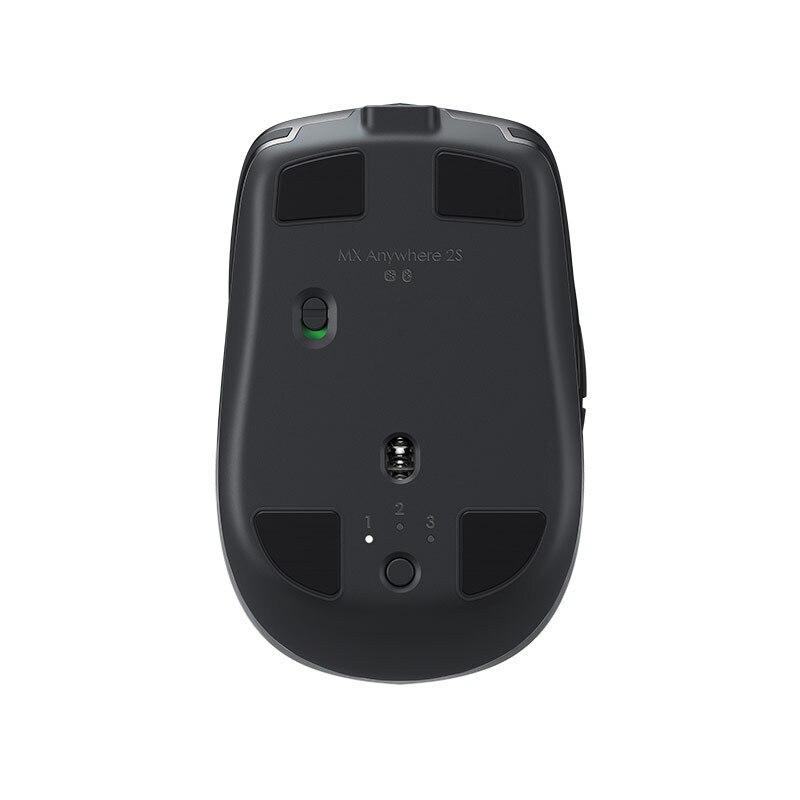 Logitech MX Überall 2S Bluetooth Drahtlose Maus Drahtlose Maus mit 2,4 Ghz 4000 DPI Wireless & Bluetooth Dual Verbindung maus - 5