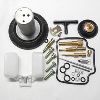Kit de réparation de carburateur pour GY6 125CC ATV Gokart cyclomoteur Scooter 22 MM plongeur