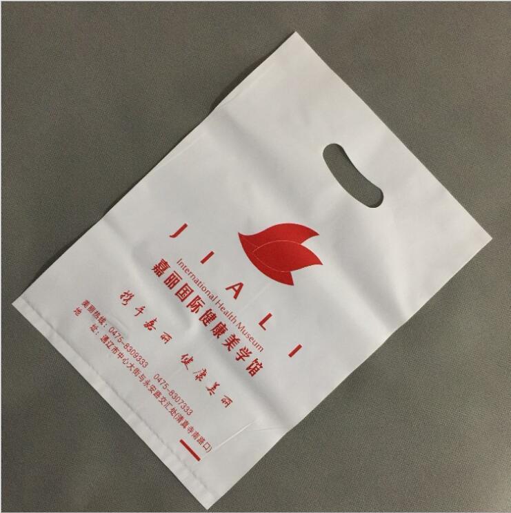Логотип Пластик Сумки 15x20 см (6 x 8) пакет 200 Модные украшения Scraf Очки Малый пункт вручать торговые сумки