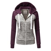 Быстросохнущая женская спортивная куртка с длинными рукавами, Спортивная Толстовка для бега, фитнеса, куртка на молнии, верхняя одежда