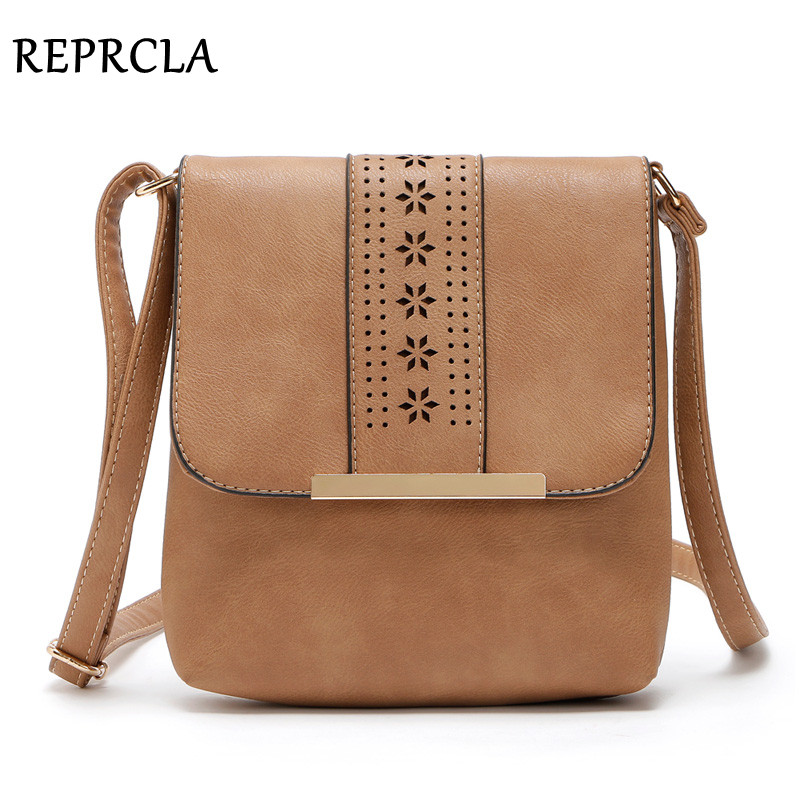 REPRCLA Hollow Vintage Women Bag Flap PU Leather Shoulder Bags High Quality Women Messenger Bags Crossbody Bolsas Feminina 1 928 404 195 connectors terminals housings 100