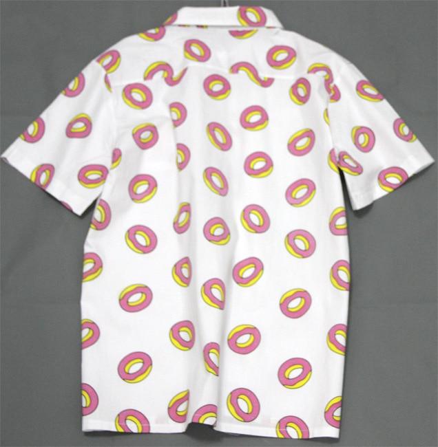 kpop bts Bangtan Boys suga somi donuts men and women the same paragraph shirt short-sleeved T-shirt summer k-pop T shirt Tshirt