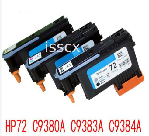 PrintHead C9380A C9383A C9384A For HP T1100 T795 T770 T610 790 1100ps 3pcs