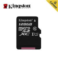 Kingston Micro SD Card 128 GB Memory Card Class10 carte sd memoria C10 Mini SD Card SDXC TF Card UHS I Black For Mobile phone