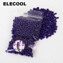 ELECOOL 100g Depilatory Wax Pellet Hard Wax Beans For Men