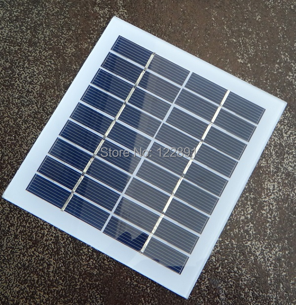 hot sale 2w 9v solar cell glass laminated polycrystalline solar panel solar module diy solar. Black Bedroom Furniture Sets. Home Design Ideas