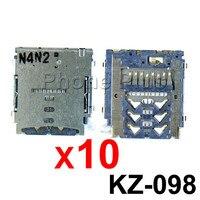 10/20/50/100 PZ Per Samsung A3 A300 A3000 A300F A5 A5000 A500F A7 A700F A7000 SIM Scheda di Memoria SD Supporto Del Vassoio Slot connettore