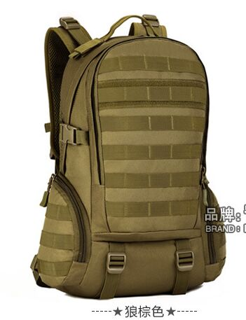 35L outdoor military tactical backpack waterproof backpack shoulders backpack travel charge BaoHu tactical students bag 35l waterproof tactical backpack military multifunction high capacity hike camouflage travel backpack mochila molle system
