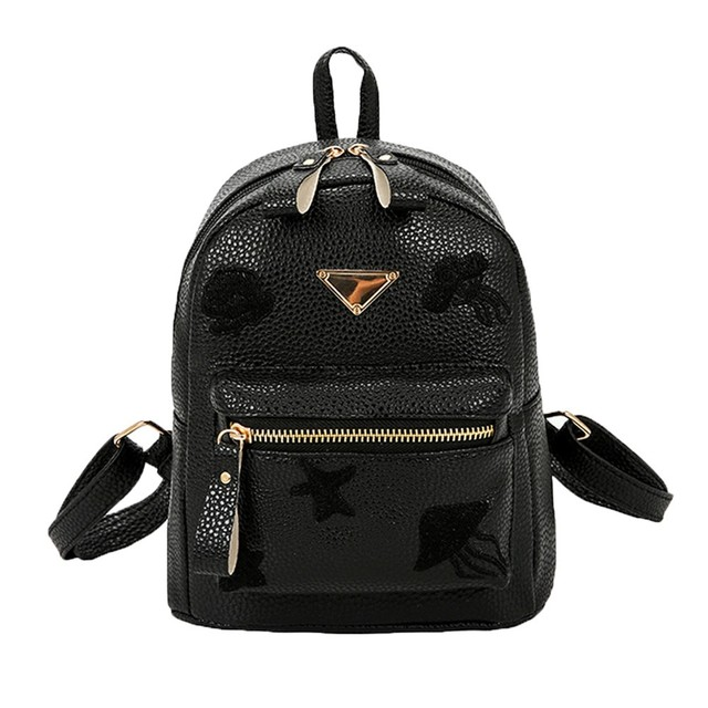 614a7b678c3 Fashion Backpack Women School Bags For Teenagers Travel Small Backpack  Satchel Shoulder Rucksack Backpacks super quality