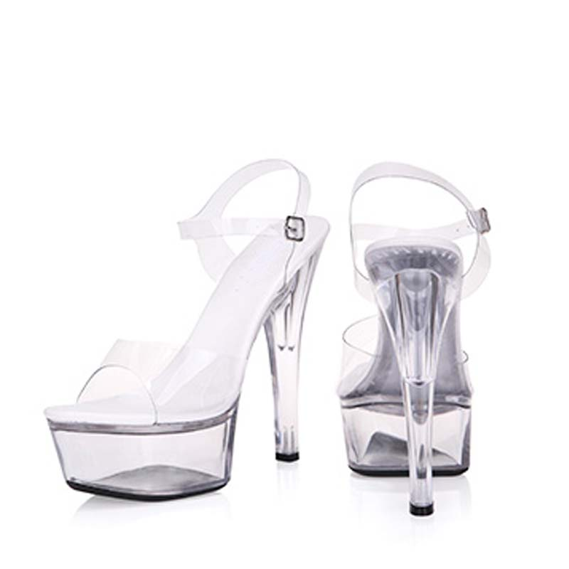 women high heels shoes woman platform sandals zapatos mujer sapato feminino sandalias femme transparent dance party club shoes shoes woman sandals high heels women zapatos mujer sapato feminino sandalias femme ladies summer buckle women s valentine shoes