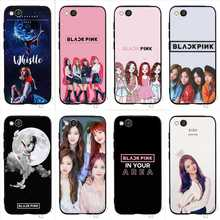 Shockproof BLACKPINK BLACK PINK collage Phone Cover for Xiaomi Mi A2 Case A1 Lite 6 8 F1 Shell