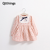 2016 Spring Children S Clothing Kids Dresses For Girls Clothing Dress Female Skirt Baby Girl Clothes