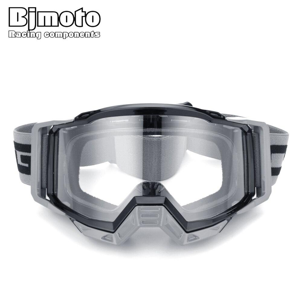 BJMOTO marca Motocross occhiali occhiali sci Sport Eye Ware MX Off Road caschi Gafas occhiali moto per ATV DH MTB 2