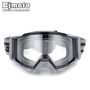 Image 2 - BJMOTO Brand Motocross Goggles Glasses Skiing Sport Eye Ware MX Off Road Helmets Gafas Motorcycle Goggle for ATV DH MTB