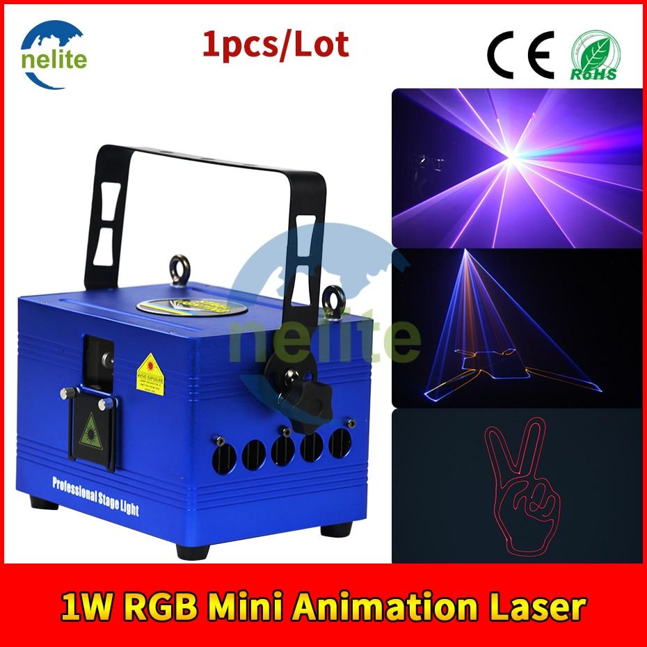 High Quality 1w Rgb Laser Dj Stage Equipment Light Rgb Led