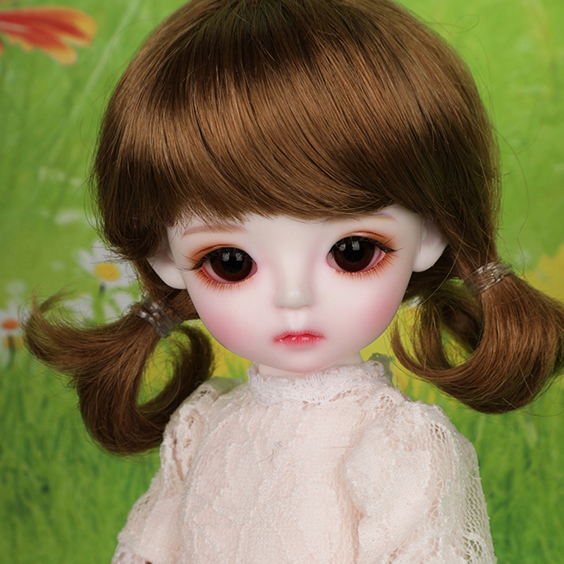Full Set New Arrival 1/6 BJD Doll BEAUTIFUL Cream Doll For With Glasss Eyes Baby Girl Birthday Christmas Gift PresentFull Set New Arrival 1/6 BJD Doll BEAUTIFUL Cream Doll For With Glasss Eyes Baby Girl Birthday Christmas Gift Present