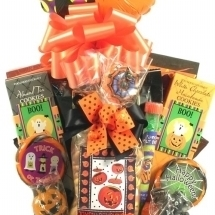 Gift Basket Drop Shipping HaSwTr Halloween Sweets and Treats