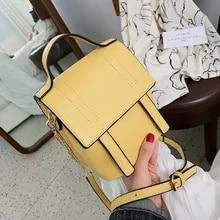 4a8af886b3a Nieuwe Designer Handtas Hoge Kwaliteit Mini Crossbody Tassen voor Vrouwen  Messenger Bag Kleine Emmer Tas Bolsos