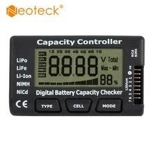 Прочный ЖК-цифровой тестер батареи Checker емкость батареи Проверка напряжения тестер для LiPo LiFe Li контроллер устройства проверки батареи