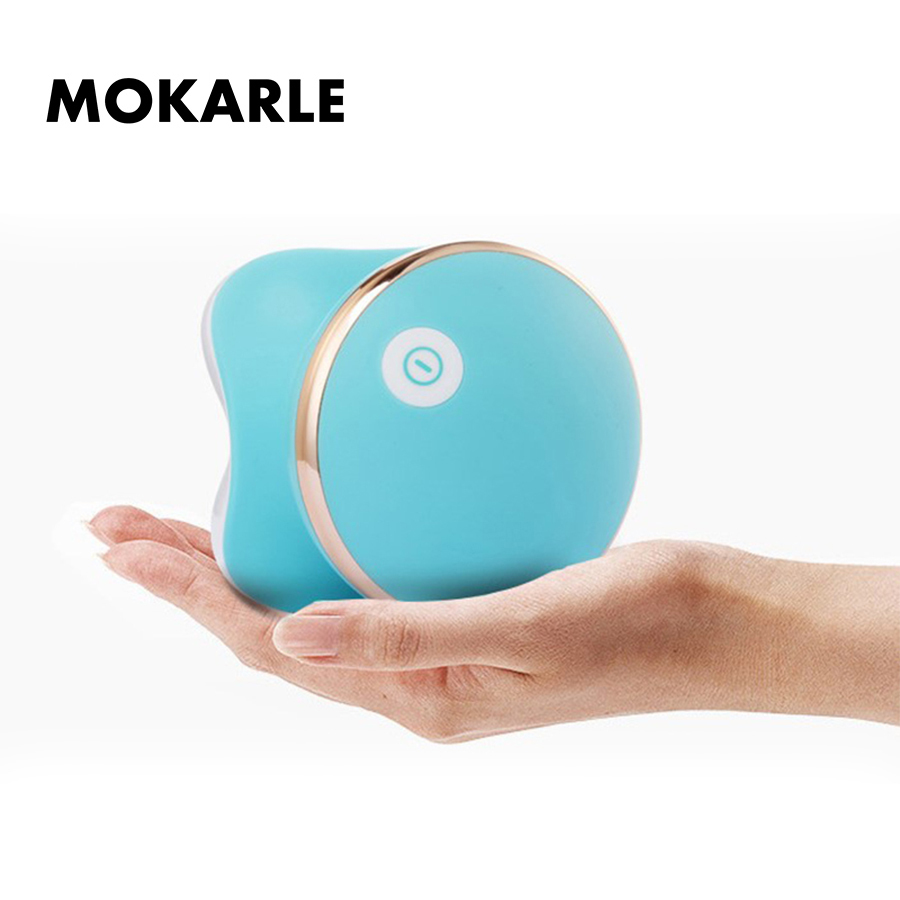 Mini Head Massager Electric Vibration Neck Head Back Massage Relax Anti Cellulite 4 Massag