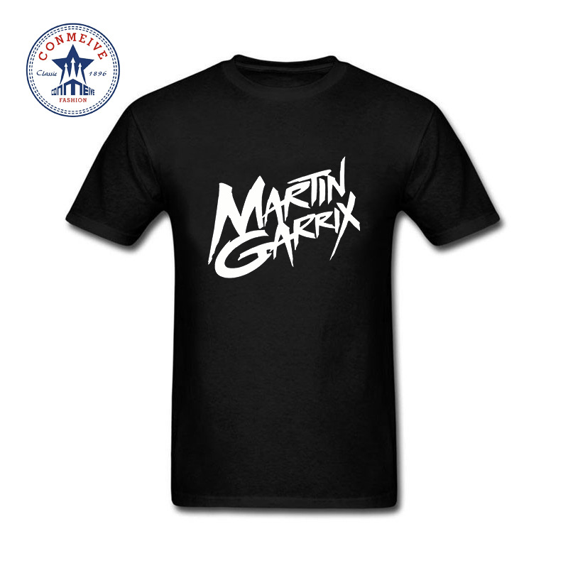 2017 New Arrive Funny Music DJ Martin Garrix Cotton T Shirt for men
