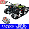 Lepin 20033 Technic Series The RC Track Remote control Race Car Kit Building Blocks Bricks Educational Children Gifts Toys 42065