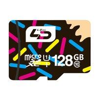 LD Memory Card Micro SD 128GB Class 10 SDXC UHS 1 Microsd Card