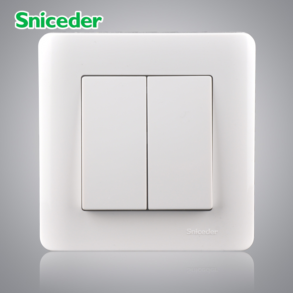 Scinder Tokuji switch double switch panel sheet dual power switch ...