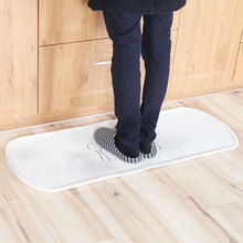 4pcs Double Sided Adhesive Bath Mat Silicone Floor Mats