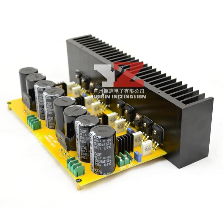 Assembled A50M IRFP140 IRFP9140 Class A Power Amplifier Board DIY Kit