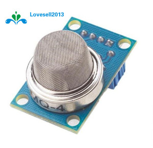 MQ-4 Methane Gas Sensor Natural Coal Co methane detector module For Arduino(China)