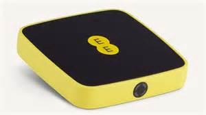 Alcatel EE40 TRANSFORMATEUR 4G Portable MIFI Hotspot Modem