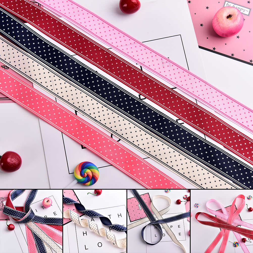 Gift Packing Belt 25mm Pretty Silk Organza Double Face Ribbon For Wedding Party Christmas Birthday Decoration Crafts