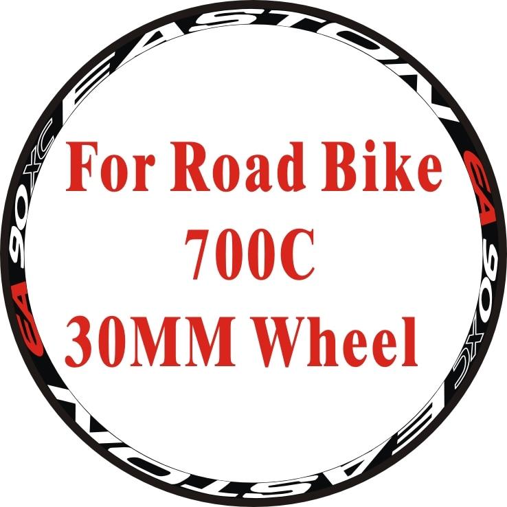 EA 2Wheels/set Road Bike 700c 30mm Wheel Stickers Stationery Stickers Bike Decals Wheel Stickers high quality gm620 digital lcd display wood moisture meter 2 70% humidity tester timber damp detector portable