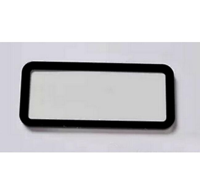 New Digital Camera Top Outer LCD Display Window Glass Cover (Acrylic)+TAPE For Canon FOR EOS 40D 50D Small Screen Protector