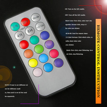 Novel 3 Pcs/Set Electronic Candles With Timer LED Color Changing Remote Control Flameless Candle Home Wedding Decoration Shippin