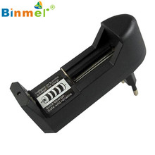 Hot Sale! EU Universal Charger For 3.7V  10440 14500 16340 17335 17500 17670 18500 18650 Li-ion Rechargeable Battery Hot #Dec8